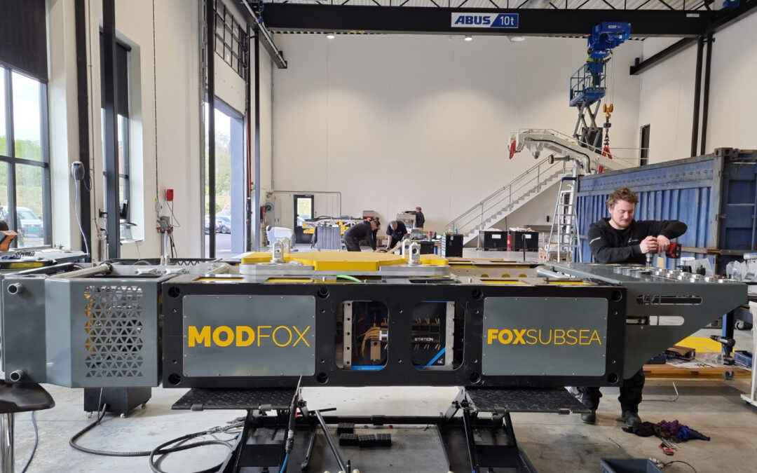 FOX Subsea awarded long-term contract in Brazil!